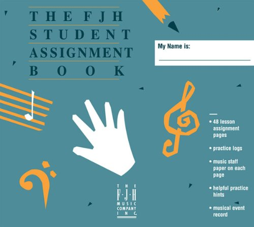 9781569390788: The FJH Student Assignment Book