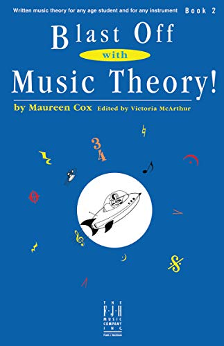 9781569390856: Blast Off With Music Theory! Book 2