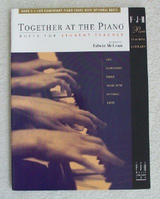 Together at the Piano, Book 3: Edwin McLean