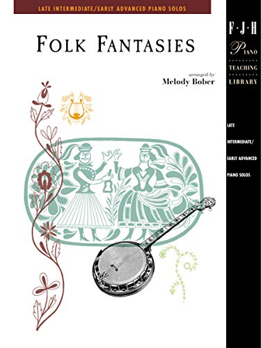 Folk Fantasies (9781569391280) by Melody Bober