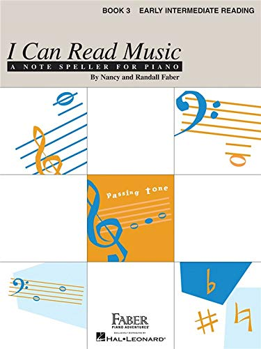 9781569391471: I Can Read Music Book 3 (Early Intermediate Reading) [Taschenbuch] by Nancy a...