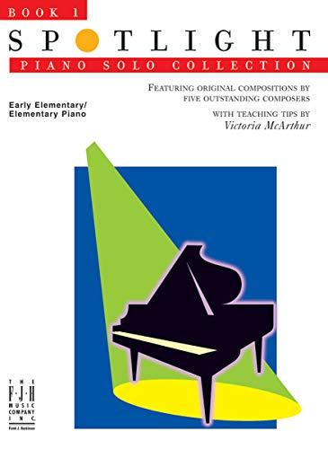 9781569391570: Spotlight Piano Solo Collection (Book 1)