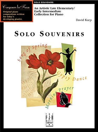 Solo Souvenirs: Karp, David