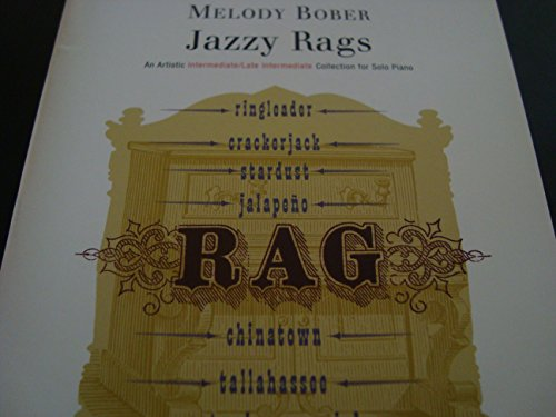 Jazzy Rags (9781569392782) by Melody Bober