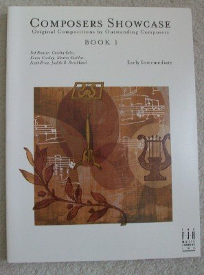 Composers Showcase, Book One: Pat Boozer