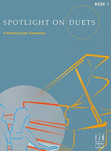 Spotlight on Duets, Book 1: various