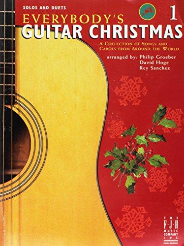 9781569393987: Everybody's Guitar Christmas, Book 1
