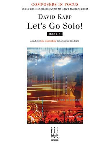 Let's Go Solo!, Book 3 - Late: David Karp