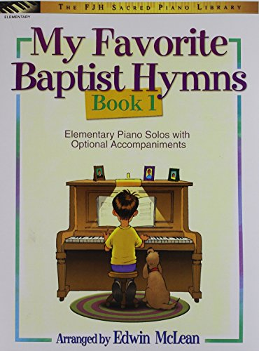 9781569394021: My Favorite Baptist Hyms, Book 1