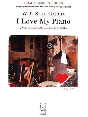 9781569394199: I Love My Piano