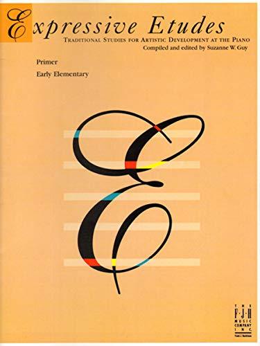 Expressive Etudes Primer - Piano solo: Suzanne Guy