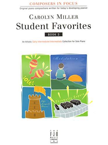 9781569394519: Student Favorites, Book 3