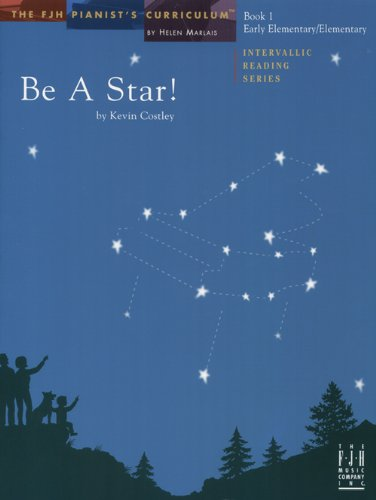 9781569394847: Be A Star!, Book 1: Early Elementary/Elementary (Intervallic Reading)