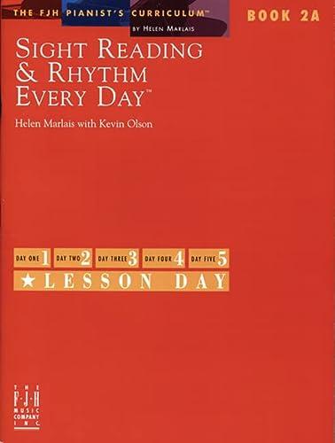 Sight Reading and Rhythm Every Day, Book: Olson, Kevin; Marlais,