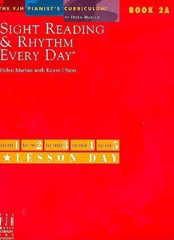 9781569395011: Sight Reading and Rhythm Every Day, Book 2A
