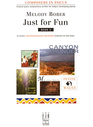 Just for Fun, Book Two (9781569395066) by Melody Bober