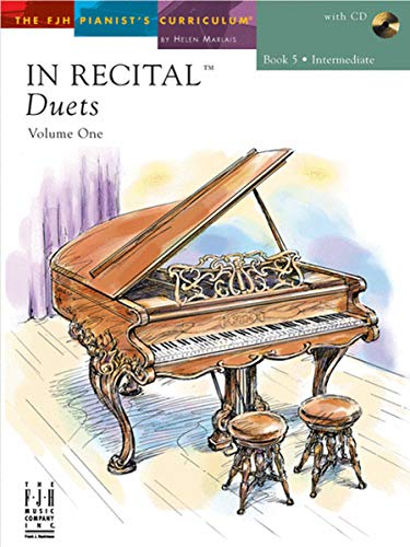 9781569395196: In Recital Duets, Volume One, Book 5