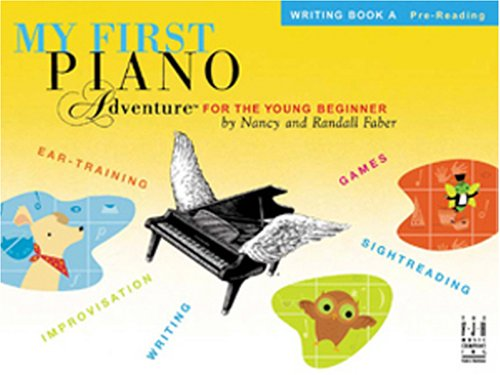 9781569395455: My First Piano Adventure, Writing Book A