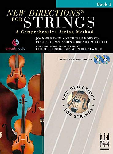 9781569395776: New Directions for Strings Double Bass Book 1 (D Position)