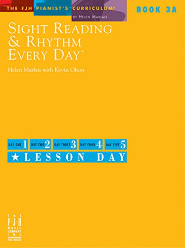 9781569395851: Sight Reading & Rhythm Every Day, Book 3A