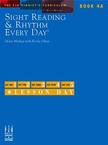 Sight Reading & Rhythm Every Day, Book: Helen Marlais; Kevin