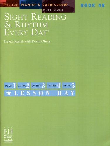 Sight Reading & Rhythm Every Day, Book: Marlais, Helen; Olson,