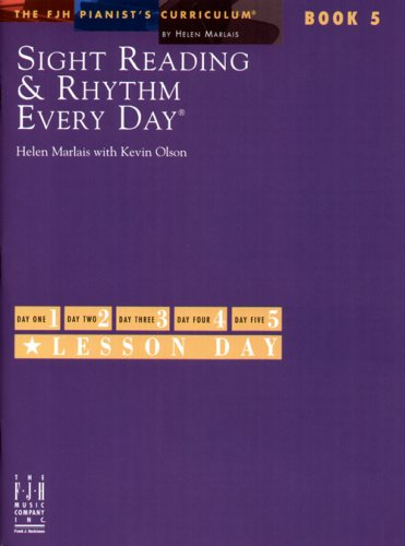 Sight Reading and Rhythm Every Day, Book: Kevin Olson, Helen
