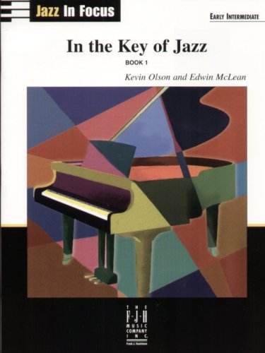 In the Key of Jazz, Book 1: Kevin Olson, Edwin