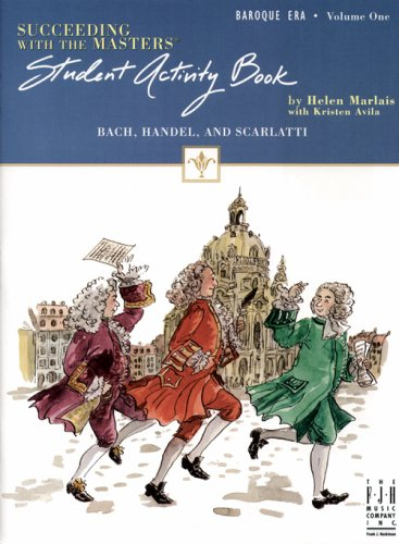 9781569397121: Succeeding with the Masters Student Activity Book, Baroque Era, Volume One