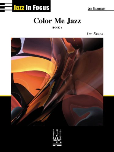 9781569397343: Color Me Jazz - Book 1
