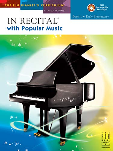 In Recital with Popular Music, Book 1: Edwin McLean, Kevin