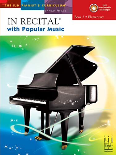 In Recital with Popular Music, Book 2: Edwin McLean, Kevin