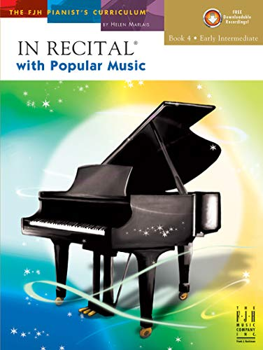 In Recital with Popular Music, Book 4: Edwin McLean, Kevin
