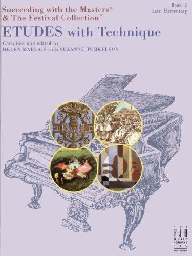9781569397602: Etudes with Technique, Book 2