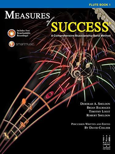 BB208FL - Measures of Success: Flute Book: Deborah A. Sheldon,