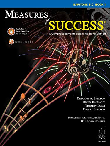 9781569398159: Measures of Success Baritone B.C. Book 1