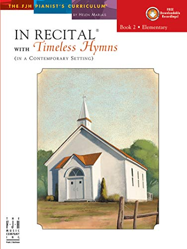 9781569399132: In Recital® with Timeless Hymns Book 2