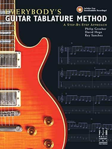 9781569399347: Everybody's Guitar Tablature Method