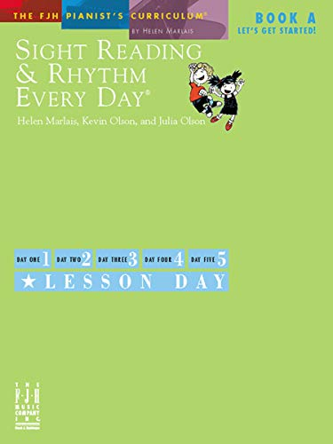 Sight Reading & Rhythm Every Day, Let's: Helen Marlais; Kevin
