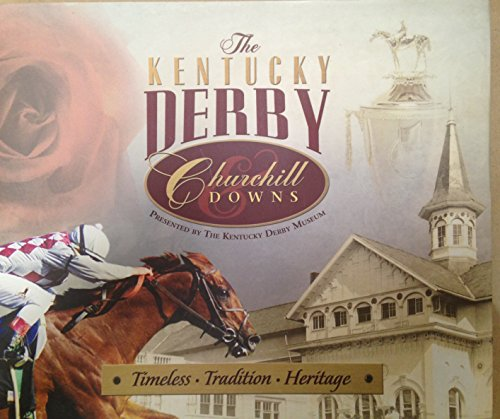 9781569443903: kentucky derby churchill downs (museum book)