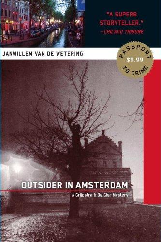 9781569470176: Outsider in Amsterdam (Amsterdam Cops)