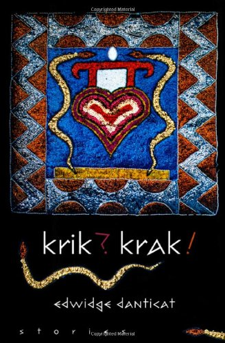 Krik? Krak! (Signed First Edition): Edwidge Danticat