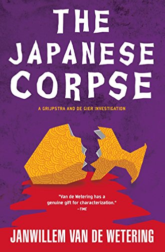 9781569470572: The Japanese Corpse (Amsterdam Cops)