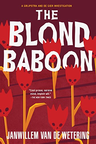 9781569470633: The Blond Baboon: A Grijpstra and De Gier Mystery