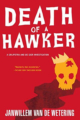 9781569470794: Death of a Hawker (Amsterdam Cops)