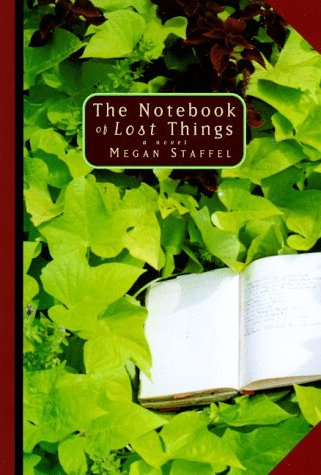 The Notebook of Lost Things: Staffel, Megan