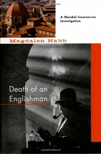 9781569472545: Death of an Englishman: A Marshal Guarnaccia Investigation
