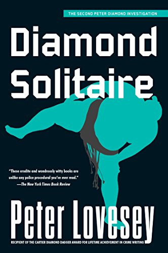 9781569472927: Diamond Solitaire (Detective Peter Diamond Mystery)