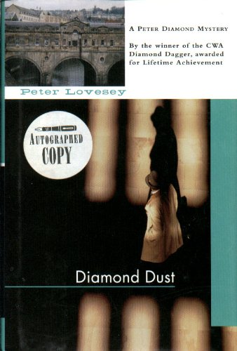 Diamond Dust (Signed First Edition): Peter Lovesey