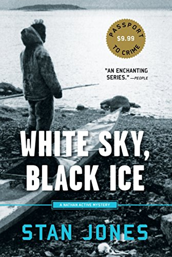 9781569473337: White Sky, Black Ice (A Nathan Active Mystery)